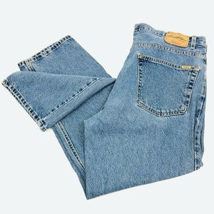 Levi Strauss Signature Men's size 42x30 Relaxed